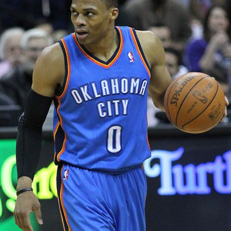 Russell Westbrook, Oklahoma Thunder, Houston Rockets